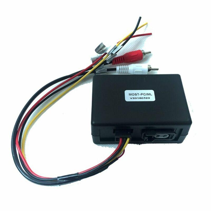 Car Stereo Radio Optical Fiber Decoder Most Box For Mercedes Benz E-W211/SL/CLS