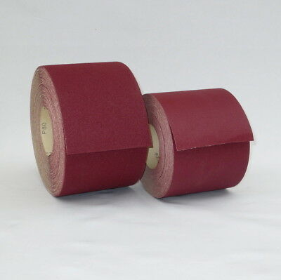 Rollenschleifpapier 50 m Handschleifpapier Rollenpapier Schleifmittel Rollen