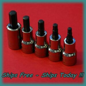 Craftsman Hex Socket Set 3/8