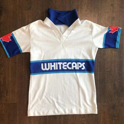Large Dark Grey MLS Vancouver Whitecaps Youth Replica Jersey