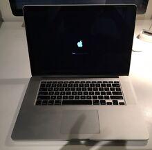 "Macbook Pro 15.4"" Retina 256 GB SSD 8 GB RAM - EXCELLENT CONDITIO Hawthorn Boroondara Area Preview"