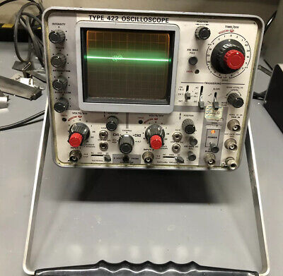 Vintage Tektronix 422 Scope