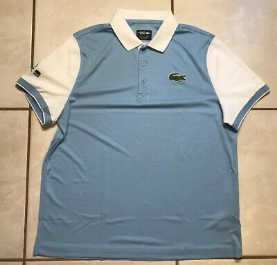 58162224 LACOSTE SPORT Miami Open Tennis Polo Shirt Men's US 2XL FR7