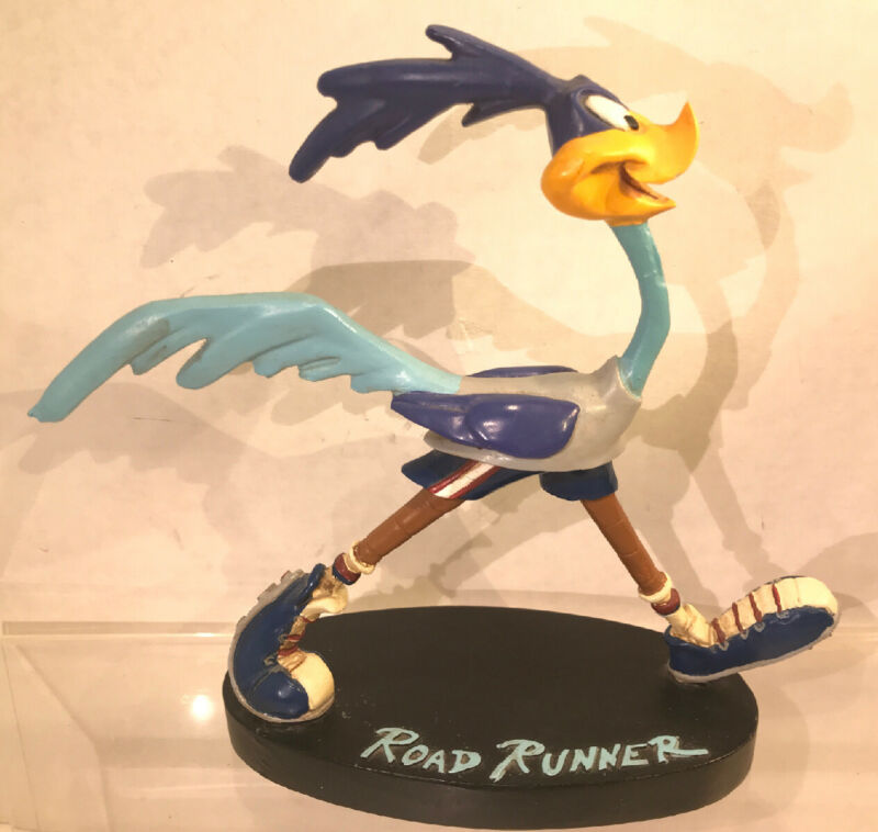 1994 Warner Bros Looney Tunes Road Runner Figure Acme Sports Perfect For Runners