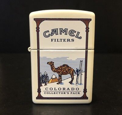 1998 Zippo Lighter Camel COLORADO State Z 365 New In Box