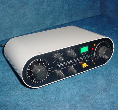 Wild Mps 45 Photoautomat Microscope Camera Controller Photomicrography