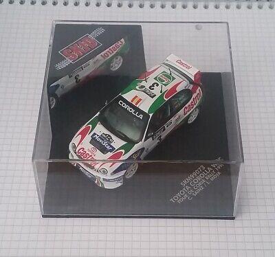 Skid SKM99073 Toyota Corolla WRC Tour de Corse Rally 1999 Sainz 1:43 MiB LE 3500