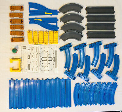 THOMAS' TRACK EXPANSION PACK Trackmaster for Motorized Trains Thomas TOMY Blue