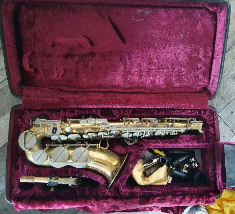 tenor saxophone Lafleur By Boosley And Hawkes 1970s?