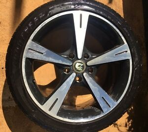 "Holden 18"" inch Tyers and rims Carrum Downs Frankston Area Preview"