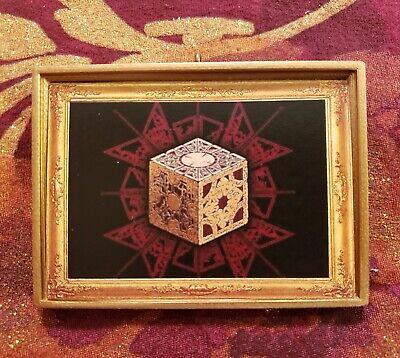 Hellraiser Puzzle Box Image Christmas Ornament/Magnet/Dollhouse miniature ()