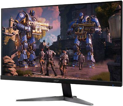 "Acer KG271U bmiippx 27"" WQHD AMD FREESYNC Gaming Monitor new!!!"