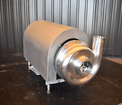 Ampco Sanitary Centrifugal Pump 3 X 2.5 Mc2