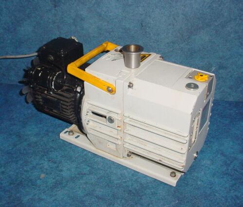 Pfeiffer Duo 5 D-35614 Asslar Dual Stage Rotary Vane Vacuum Pump