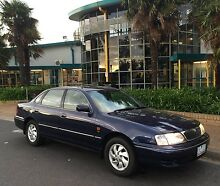 2001 Toyota Avalon Sedan Fitzroy North Yarra Area Preview