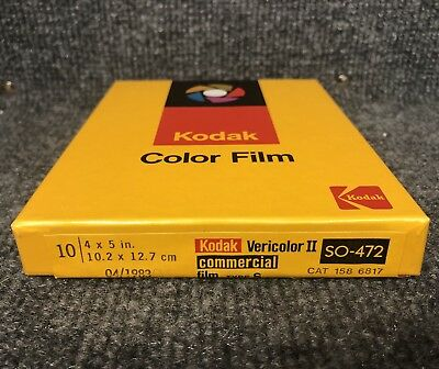 Пленка NOS - Kodak Vericolor II
