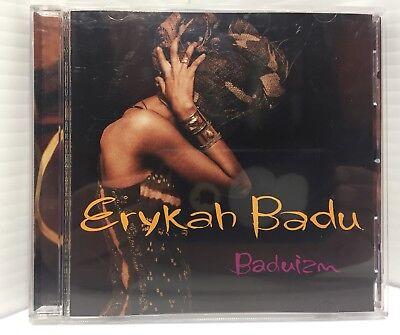 Baduizm By Erykah Badu  Cd  Feb 1997  Universal