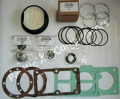 Emglo Jenny 610-1304 Ku101g Rebuild Kit For Ku Pumps Air Compressor Parts