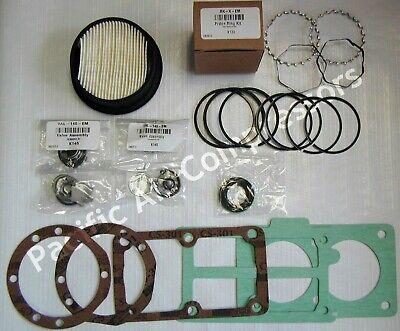 Emglo Jenny Rebuild Kit For Ku Pumps Air Compressor Parts K15a-8p