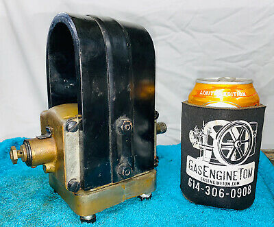Hot 4 Bolt Magneto For Associated Or United Hit Miss Gas Engine Brass Body Mag