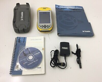Trimble Geoxt 2005 Series - Pn 60950-20 With Manuals Charger Stylus