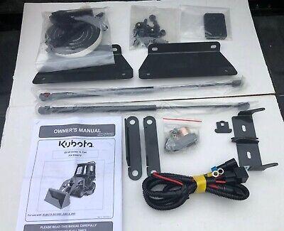 Kubota Bx-80 Series Tl Cab Installation Hardware Kit And Manual Part Hwb-00023