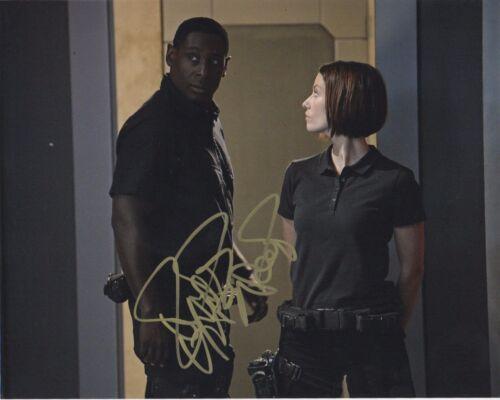 David Harewood Supergirl Autographed Signed 8x10 Photo COA #2