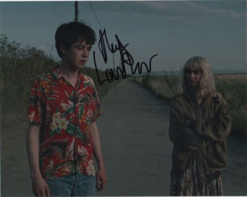 Alex Lawther It's the End of the World Autographed Signed 8x10 Photo COA E14