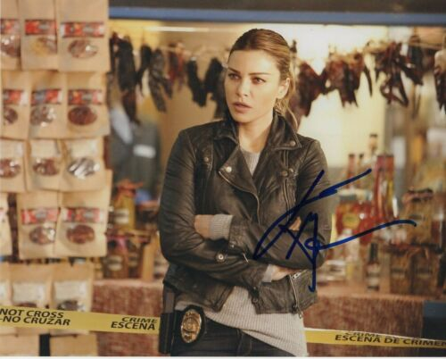 Lauren German Lucifer Autographed Signed 8x10 Photo COA 2019-3