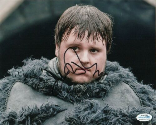 John Bradley Game of Thrones Autographed Signed 8x10 Photo ACOA MA17