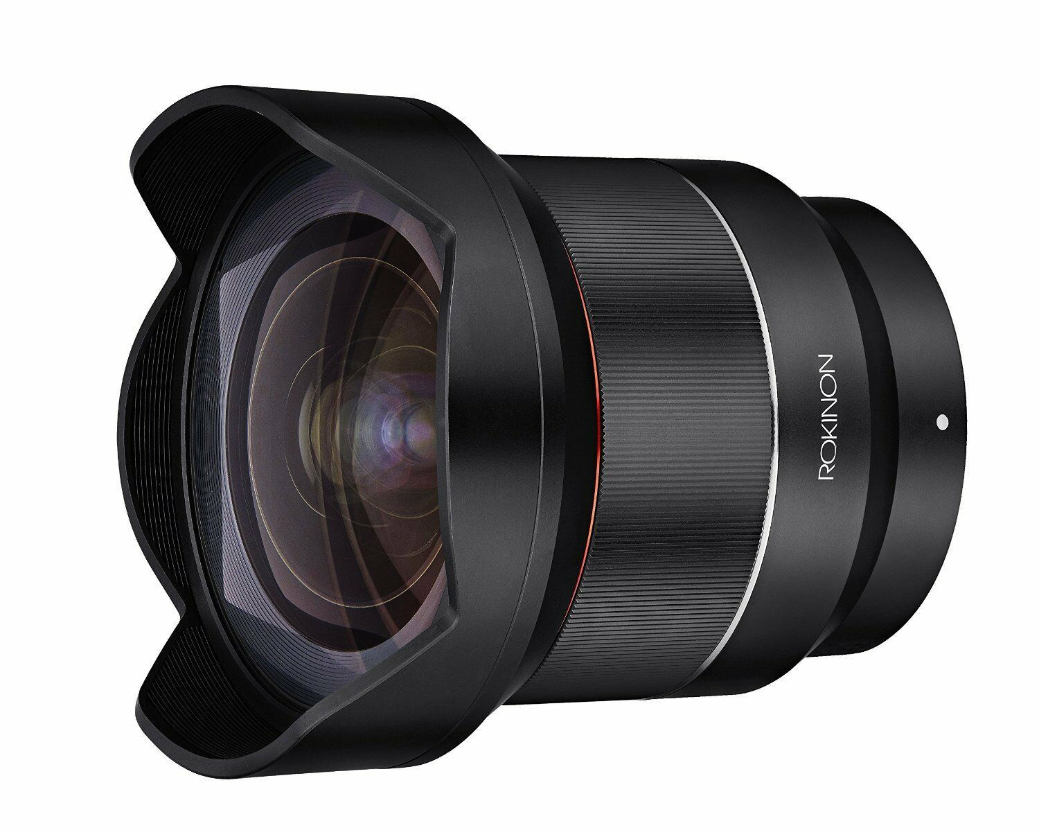 как выглядит Объектив Rokinon AF 14mm F2.8 Full Frame Auto Focus Wide Angle Lens for Sony E Mount FE фото