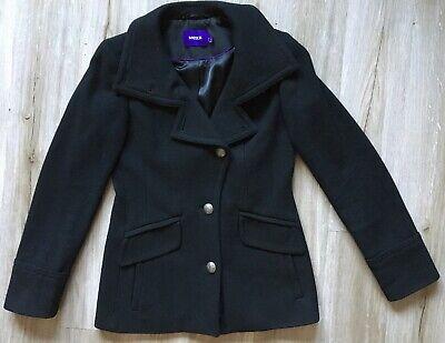 ** Mexx Damen Pea-Coat, Gr. , schwarz, top Zustand**