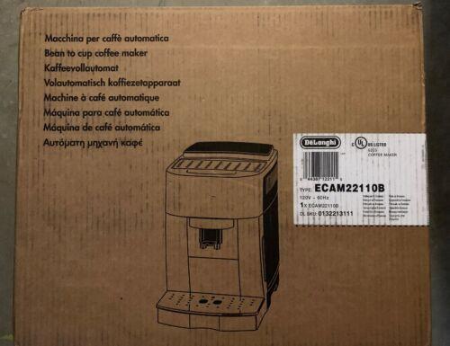 Delonghi ECAM22110B Super Automatic Espresso, Latte And Capp
