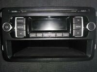 VW Rcd 210 CD MP3 Player Thüringen - Stünzmühle Vorschau