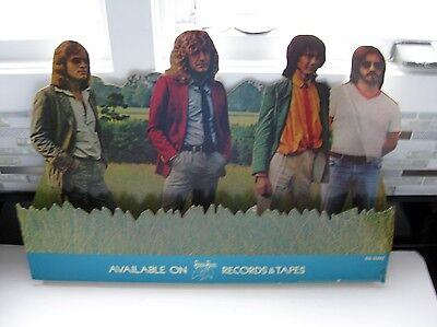 Led Zeppelin 1979 IN THROUGH THE OUT DOOR Promotional Display Stand Plant Page