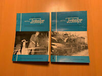 Der junge Metall-Techniker 2 Hefte 2/1960 und 8/1960 Hessen - Erlensee Vorschau