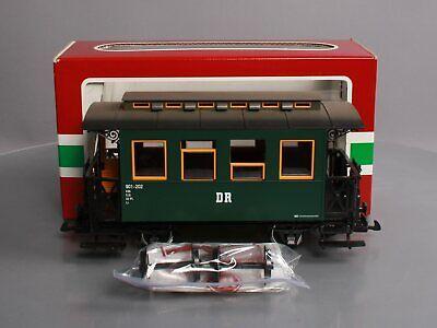 LGB 38074 Passenger Car - Metal Wheels LN/Box