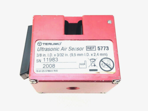 Sarns Terumo System Ultrasonic Air Sensor 5773