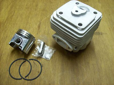 Stihl 08 Chainsaw Cylinder And Piston Rebuild Kit - Quality Aftermarket 49mm