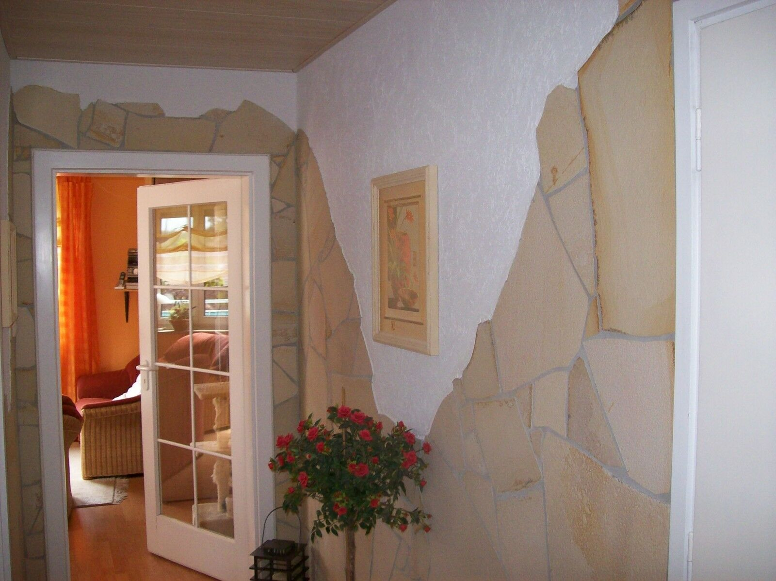 30m plattenst rken 5 6 9mm polygonal natursteinplatten - Natursteinplatten wand ...