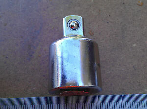 Socket Adaptor Reducer - 1/2