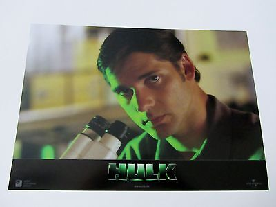 HULK  Lobby Cards/Stills - ERIC BANA, JENNIFER CONNELLY German set of 8