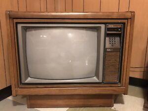 RCA  Colortrak Console Television