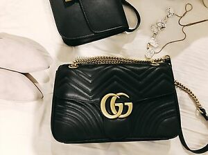 Gucci marmont bag authentic Mansfield Brisbane South East Preview