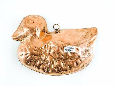 Form Pudding Kuchenform Kupfer Poliert Zum Aufhängen oder Einsatz Geformt Ente (Ente Kuchen-form)