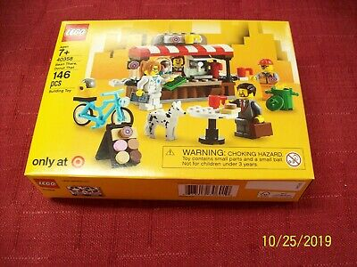 New LEGO 40358 Bean There Donut That Target Exclusive 2018 Coffee