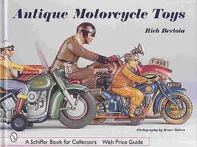 "GSMOTO ""ANTIQUE MOTORCYCLE TOYS""  BLECHSPIELZEUG MOTORRÄDER,  NEU/NEW/NEUF !!"