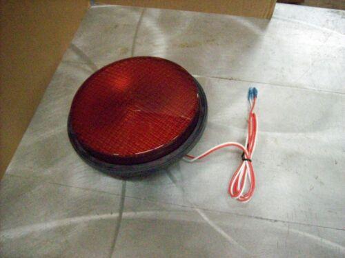 Leotek Traffic Light Lamp RED Color TSL-08R-LX-IL6-A1-P2