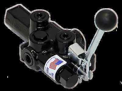 Prince Hydraulic Control Valve 2500 Series Single Spool Part Rd2575t4esa1