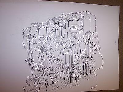 triple expansion    steam engine plans  live steam